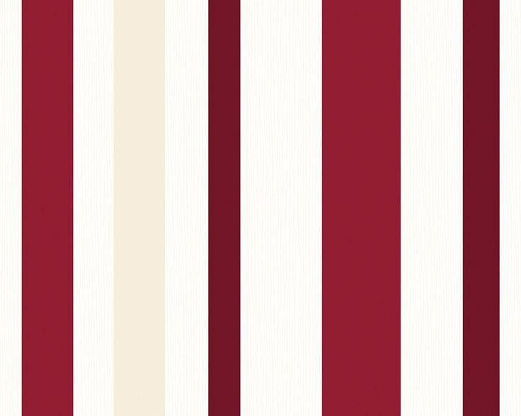 Rasch Textil Amira 23-225753 Streifen Vliestapete grau Flur - schöner wohnen tapeten wohnzimmer