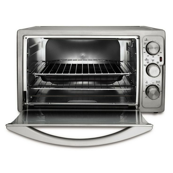 Oster Countertop Oven Extra Large Xl Stainless Steel Convection Toaster Oven Ovens Ideas Of Ovens Ovens