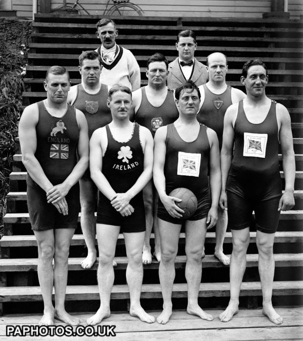 Olympic Games - Antwerp - Water Polo - Final - 1920