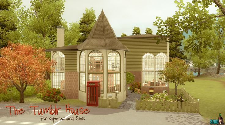 16 best images about sims 3 houses on pinterest boats for Classic house sims 3