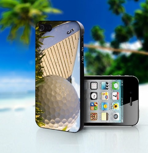 Golf Ball - Photo On Hard Cover For iPhone 5