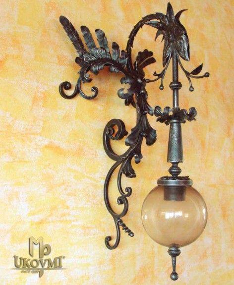 Geschmiedete Lampe LB-50