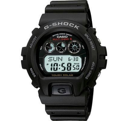 Casio - G Shock Solar Atomic Watch