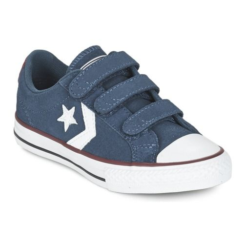 Sapatilhas Converse STAR PLAYER 3V BACK TO SCHOOL OX Azul / Branco 350x350