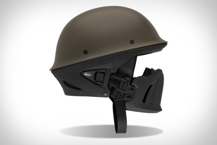 Bell Military inspired bike helmet
