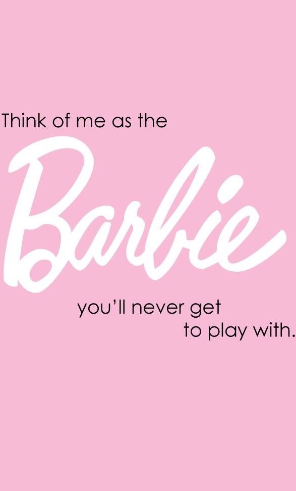 Toko Online Barbie Quotes