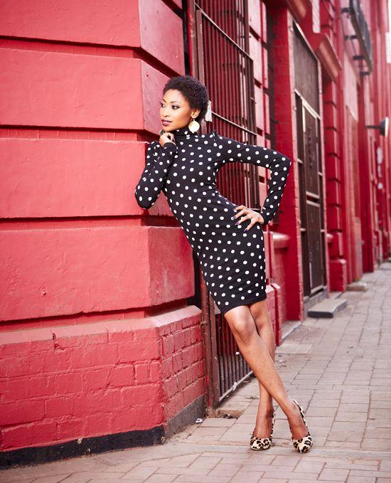 6 hot photos of BET award winner Black Coffees wife Mbali Mlotshwa