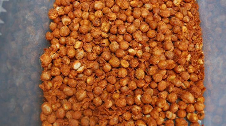 Knasende kikærter - Suhrs mad