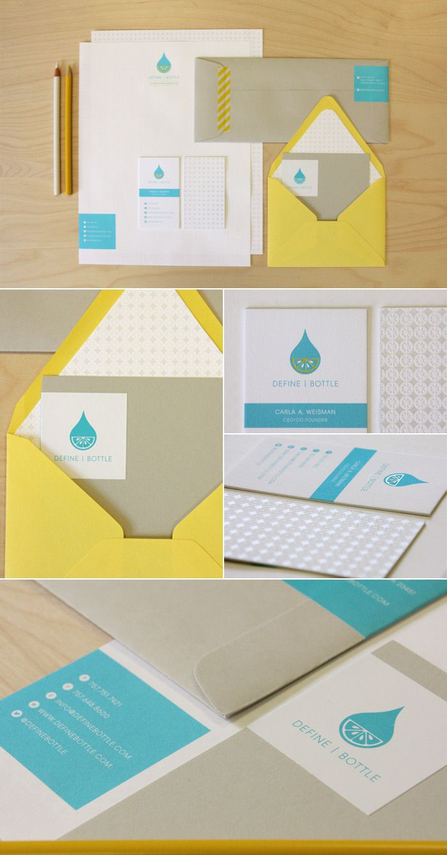 luxury stationery suite, letterpress pattern business card, foil stamp