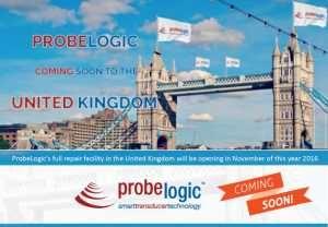 Probelogic opening soon in UK