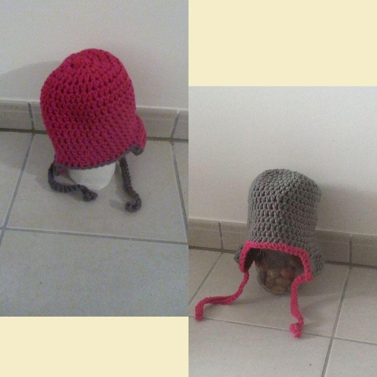 Bonnets au crochet pour enfants myboshi. Modèles sur le livre myboshi 2.0