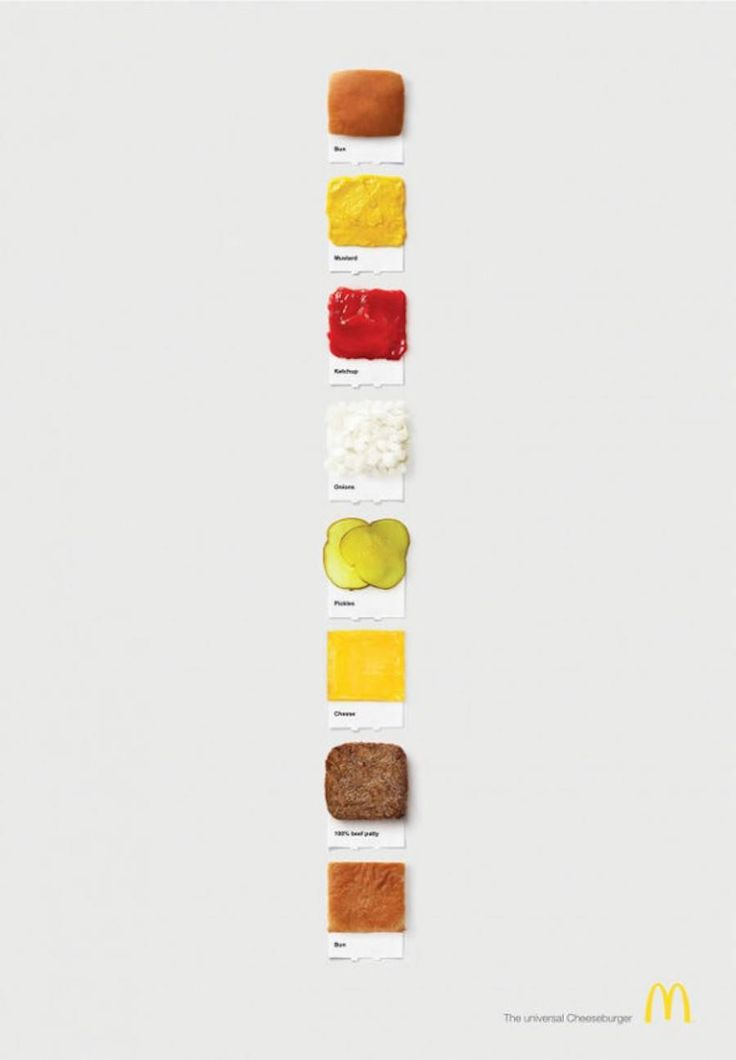 McDonald's Pantone Project – Fubiz Media