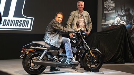 Harley Street 750 priced at Rs. 4.1L
