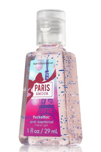 Bath & Body Works Anti-Bacterial Hand Gel Paris Amour