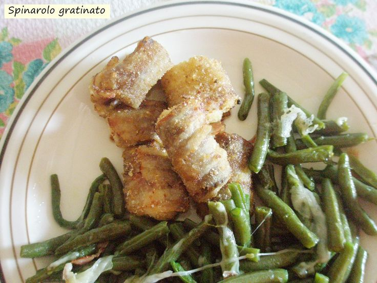 Spinarolo+gratinato