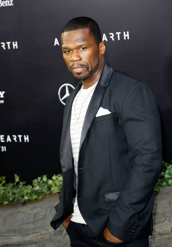 50 Cent Charged With Domestic Violence: Allegedly Kicked BabyMama