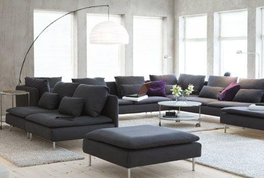 IKEA soderhamn Modulsofa
