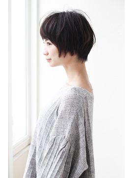 Un ami omotesando 【アンアミ オモテサンドウ】【Un ami】《増永剛大》簡単♪大人マッシュショートボブ×パーマ