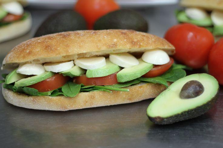 Mozerella Turkish Bread