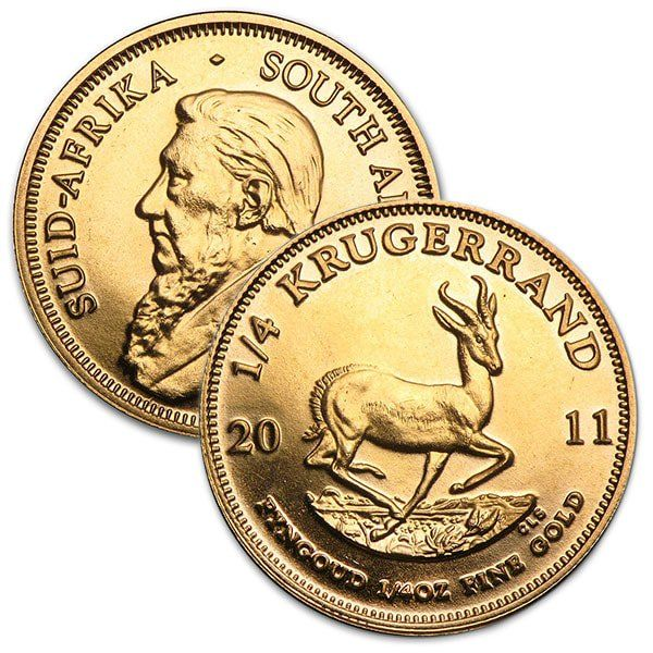 1 4 Oz Krugerrand South African Gold Coins For Sale Money Metals Gold Krugerrand Gold Coins For Sale Gold Coins