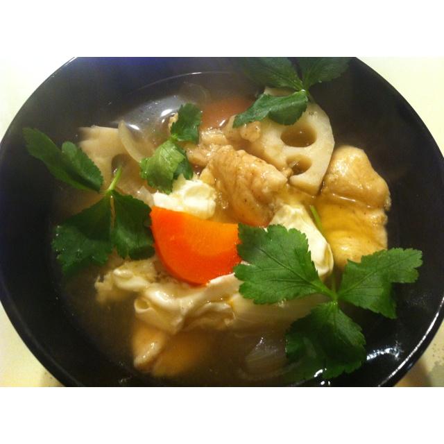 handmade soup