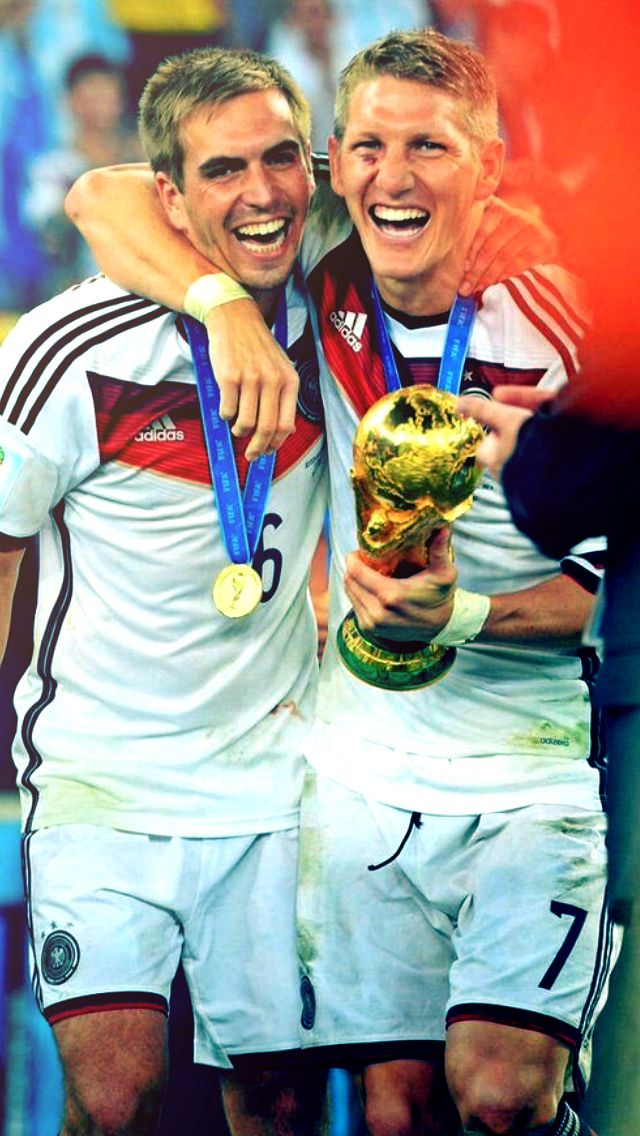 Lahm & Schweinsteiger | Fútbol, Deportes