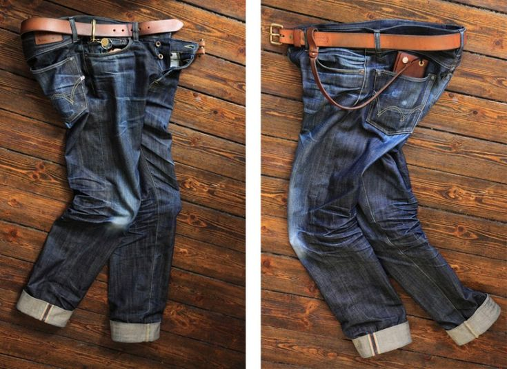 ED-49 – 58 Months – No Wash Edwin jeans Japan raw selvage denim 1947 long john blog Milco Schremer uk worn-out rigid blue  (2)