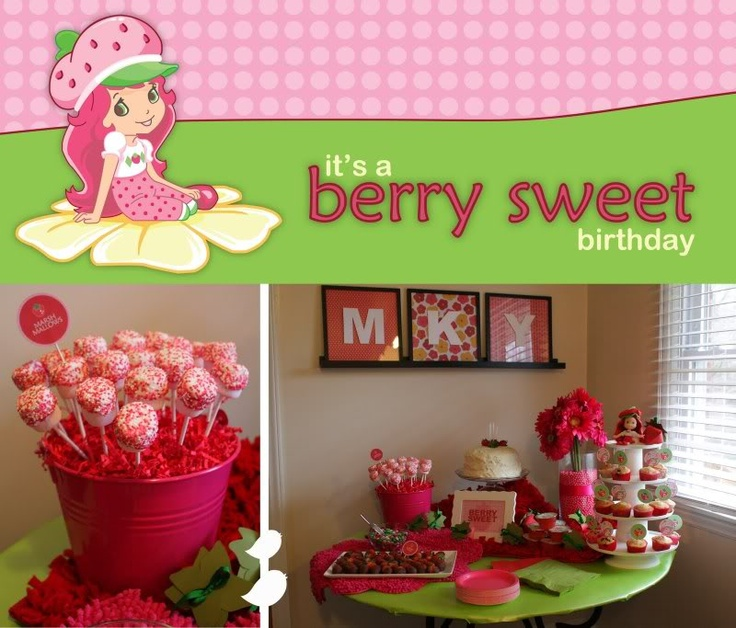 berry sweet party :)