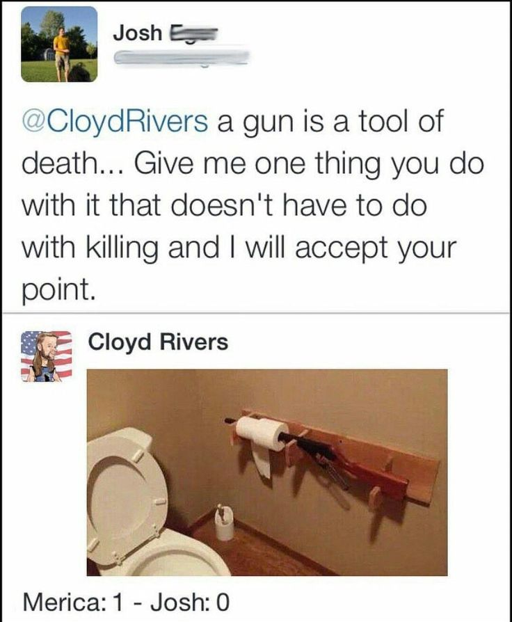 Literally bless Cloyd Rivers