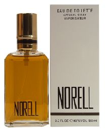 Buy Norell 3.3 oz EDT spray for women by Five Star from Scentiments.com at highly discounted prices. Find all your favorite Norell Perfume for Women by Five Star