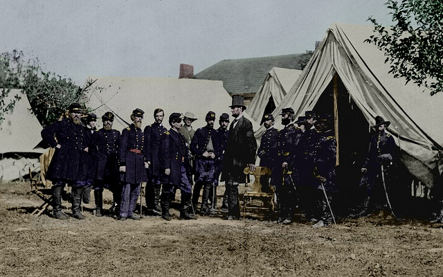 an analysis of lincolns presidency in the american civil war 19th century us president, won the american civil war.