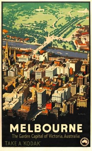 Australian Vintage Posters