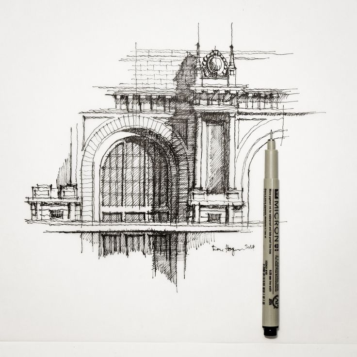 Architectural Drawing Sketch the 25+ best architecture sketches ideas on pinterest