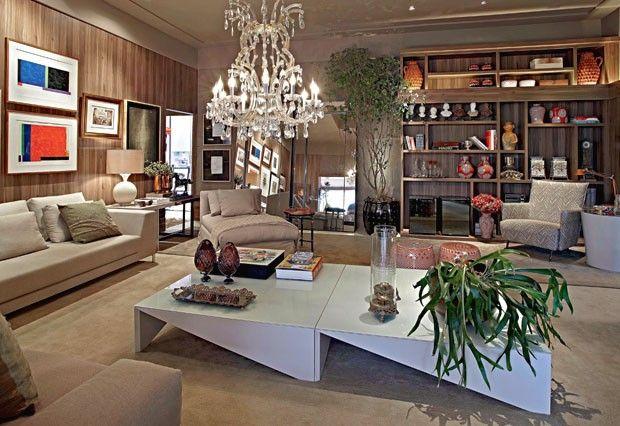 O projeto do apartamento em Salvador, BA, assinado pelos arquitetos Ana Paula e Thiago Manarelli