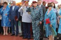 Военнослужащие и сотрудники Росгвардии приняли участие в торжественных мероприятиях, посвященных 74-й годовщине начала контрнаступления советских войск на Северном фасе Курской Дуги