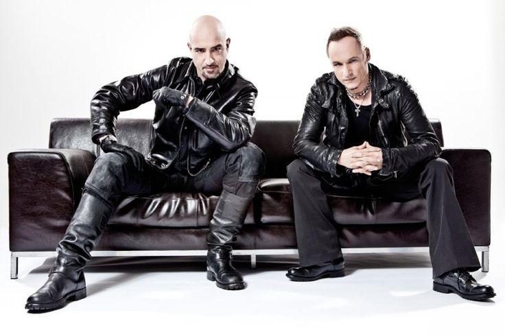 eisbrecher | Eisbrecher 2012: Alexander - Alexx - Wesselsky & Jochen - Noel Pix ...