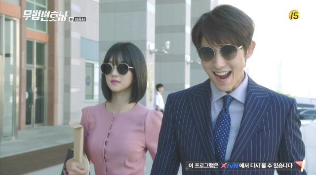 HanCinema's Drama Review] 'Lawless Lawyer' Episode 16 (Final