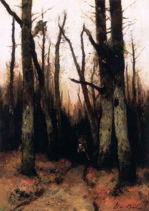 lyghtmylife: PAÁL, László Hungarian painter (b. 1846, Zám, d....