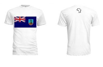 Men's Montserrat Flag T-Shirt