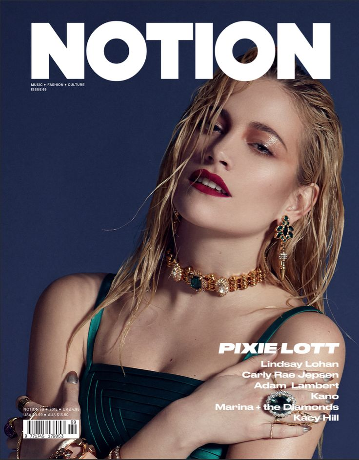 Pixie Lott. Notion 69