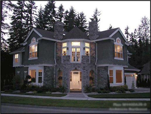 Craftsman Law Suite Home Bedrms Plan Images