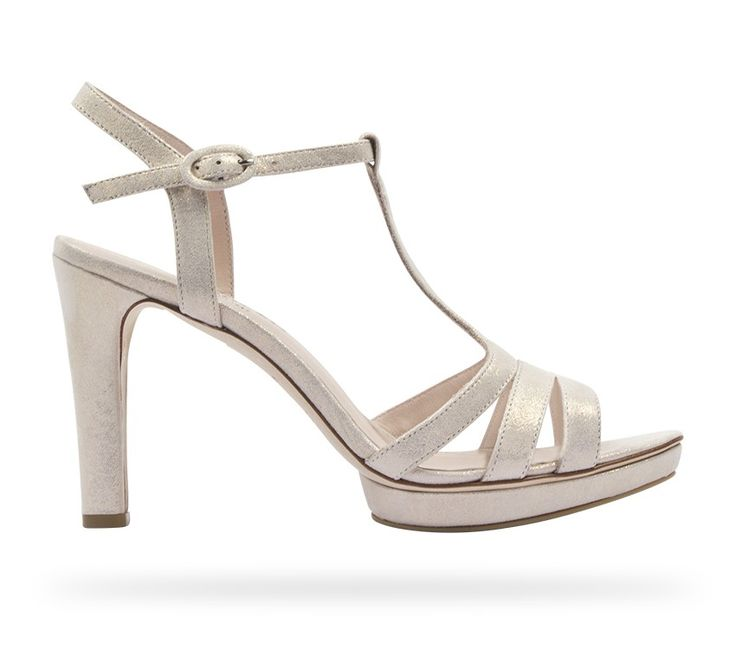 Sandal Bikini Spirit White Metallic Goatskin Suede by Repetto. #Repetto #Wedding #WeddingShoes #Metallic #White #WhiteShoes #MetallicShoes #WhiteMetallic