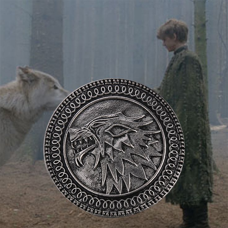 Game Of Thrones Stark Brooch Song Of Ice And Fire Vintage Antique Silver Dire Wolf Shield Pin For Men And Women Wholesale  //Price: $US $1.34 & FREE Shipping //     #gameofthronesmarathon #gameofthronestour #jonsnow #starks #sansastark #gameofthronesaddict