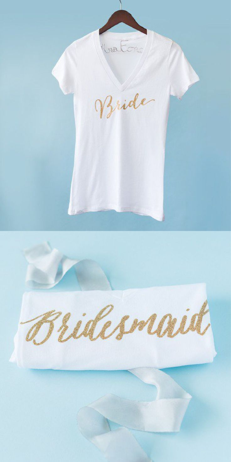 Brides, Party Ideas And Shirts