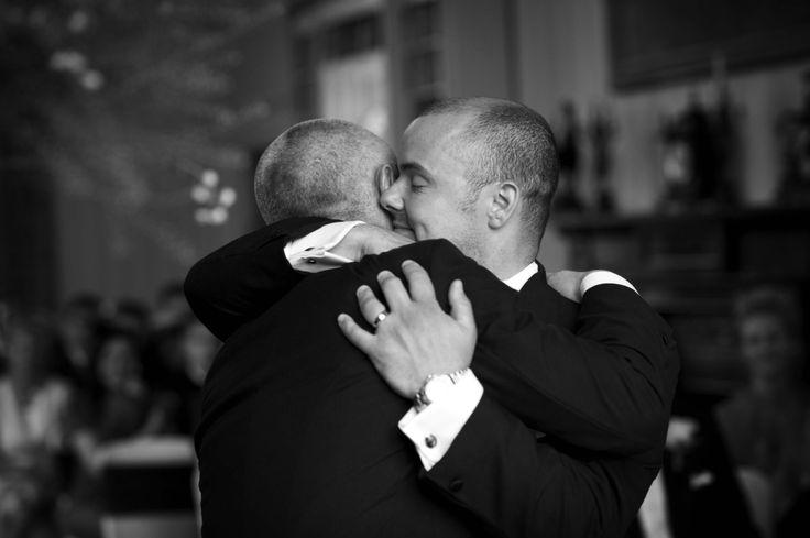Jon and Charles' Wedding Photography from Swinton Park in Masham