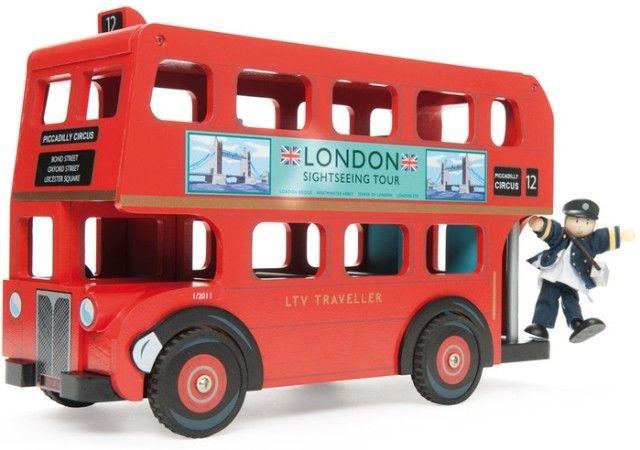 Le Toy Van - London Bus