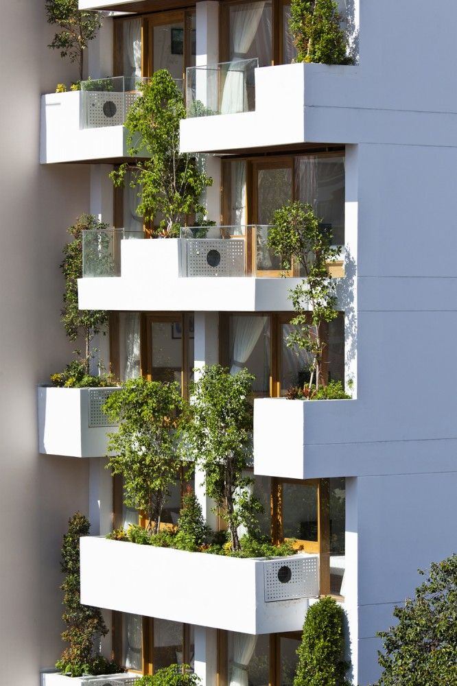Hotel Golden Holiday in Nha Trang / Trinh Viet A Architects