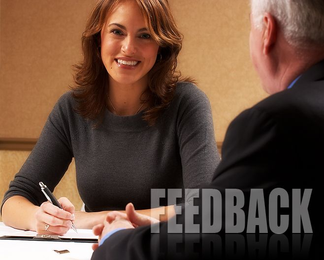 Feedback creates a winning team. #business #succession #retire www.TACfocus.com