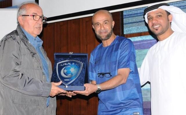 """The Organizing Committee of """"Zayed Inte'l Youth Cup"""" holds ceremony for the participating teams"""
