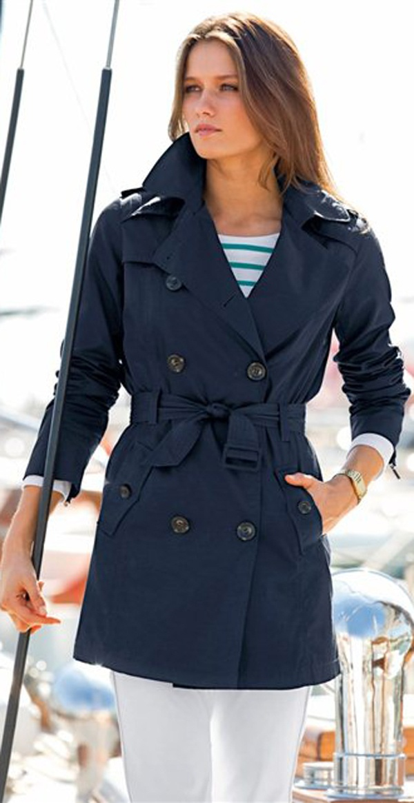 Cruise Clothing: Nautical Stripes & Sailor Style - photo La Redoute prshots - read at http://boomerinas.com/2013/02/cruise-clothing-nautical-stripes-sailor-style/